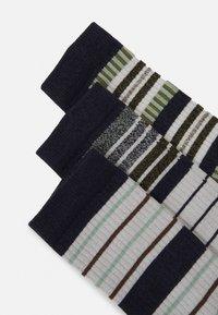 Stance - PROPER 3 PACK - Socks - blue - 1