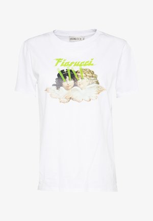 ANGELS LASER - Print T-shirt - white