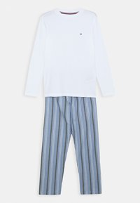 Tommy Hilfiger - PRINT - Pyjama - white - 0