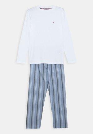 PRINT - Pyjama set - white
