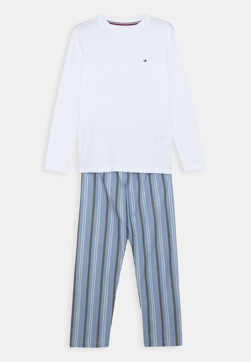 Tommy Hilfiger - PRINT - Pyjama - white