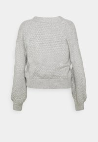 Marks & Spencer London - BRAMBLE CARDI - Cardigan - grey - 1