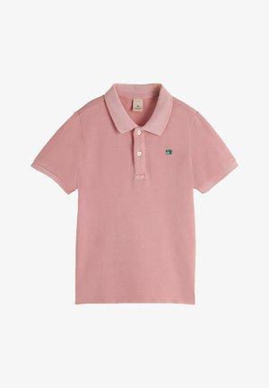 Polo shirt - shrimp