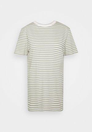 SLFMY PERFECT TEE BOX CUT - Print T-shirt - green