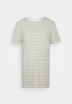 SLFMY PERFECT TEE BOX CUT - T-shirt imprimé - green