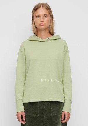 Hoodie - pistachio gray