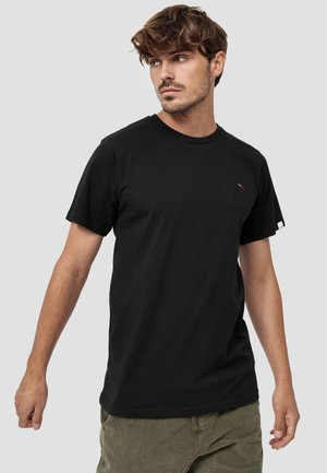 SENSE - T-shirt basic - schwarz