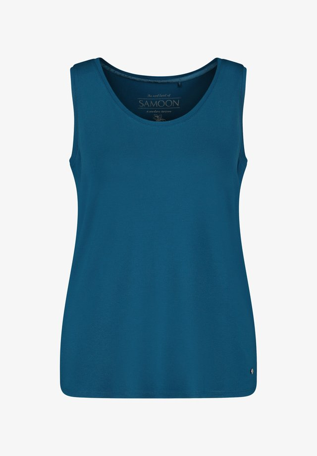 Top - blue coral