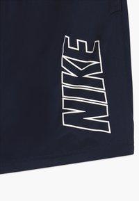 Nike Performance - DRY ACADEMY SHORT - Sportovní kraťasy - obsidian/white - 3