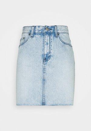 MALLORY SKIRT - Denim skirt - vintage blue