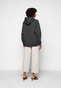 Fiorucci - ICON ANGELS HOODIE  - Sweatshirt - charcoal - 2