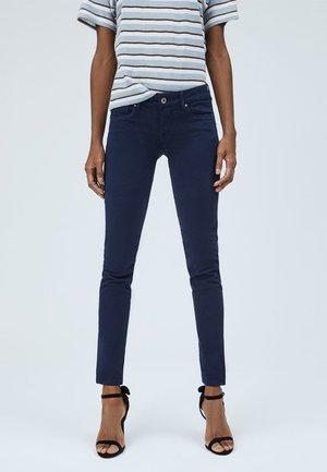 SOHO - Jeans Skinny - dunkel ozaen blau
