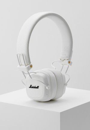 MAJOR III BLUETOOTH - Headphones - white