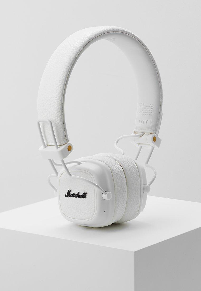 Marshall - MAJOR III BLUETOOTH - Koptelefoon - white