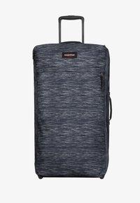 Eastpak - TRAF'IK LIGHT - Wheeled suitcase - mottled dark grey - 0