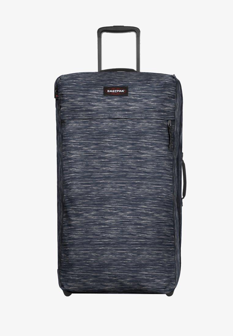 Eastpak - TRAF'IK LIGHT - Wheeled suitcase - mottled dark grey