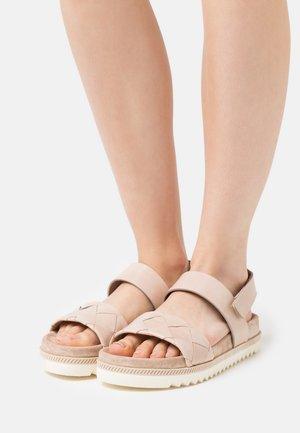 BIO - Sandals - poncho creme/beige
