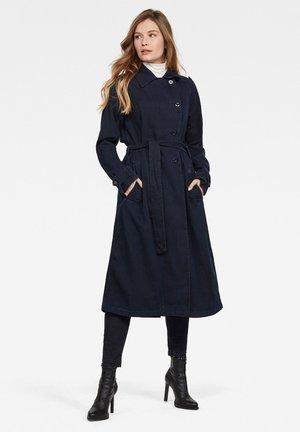LOOSE - Trenchcoat - mazarine blue