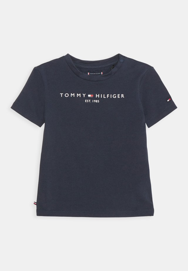 BABY ESSENTIAL TEE UNISEX - T-shirt print - twilight navy