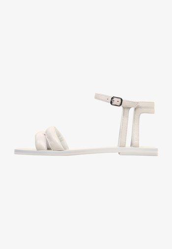 FLIP - Sandals - white