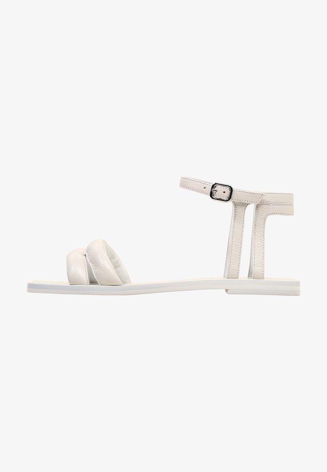 FLIP - Sandalen - white