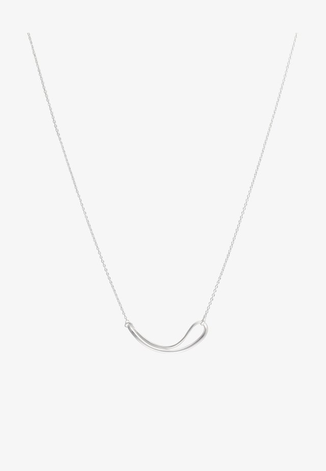 INFINITY  - Necklace - silver