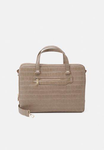 BRIEFCASE - Briefcase - taupe