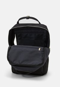 anello - SQUARE BACKPACK UNISEX - Tagesrucksack - black - 2