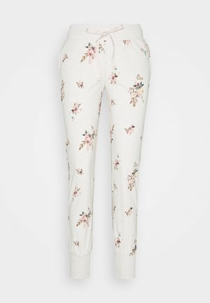 MIX AND MATCH TROUSERS - Pyjamasbukse - skin light combination