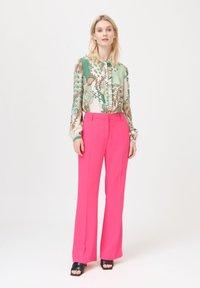 Dea Kudibal - JODIE (V) - Button-down blouse - prairie green - 1