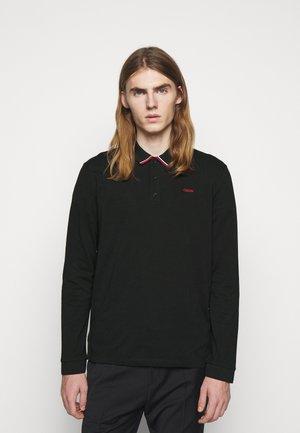 DONOL - Polo shirt - black