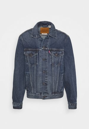 VINTAGE FIT TRUCKER UNISEX - Denim jacket - roamer trucker