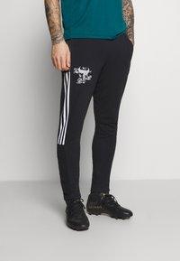 adidas Performance - REAL MADRID - Club wear - black - 0