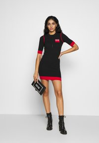 Versace Jeans Couture - LADY - Shift dress - nero - 1