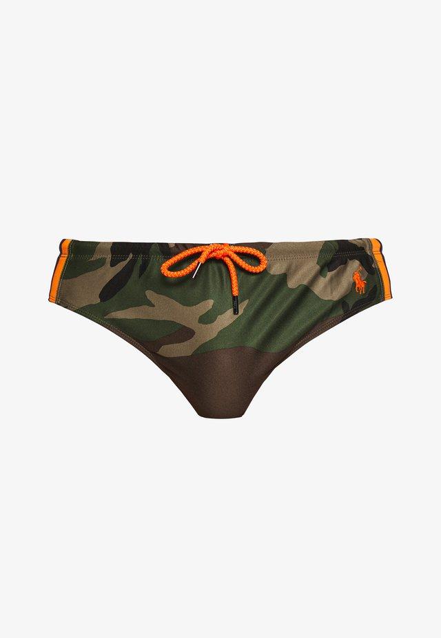 BRIEF SWIM - Swimming briefs - khaki
