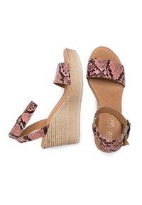 Eva Lopez - High heeled sandals - Rosa - 2