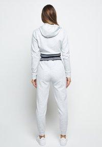 SIKSILK - Tracksuit bottoms - grey marl - 4