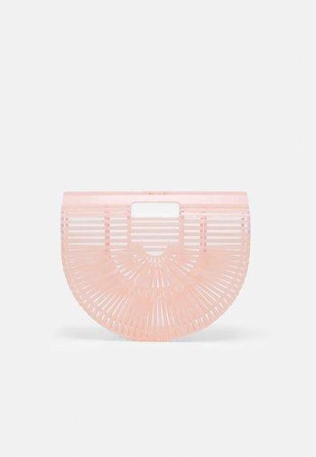 SMALL ARK TOP HANDLE - Handtas - pink