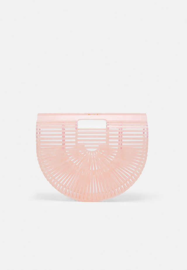 SMALL ARK TOP HANDLE - Håndveske - pink