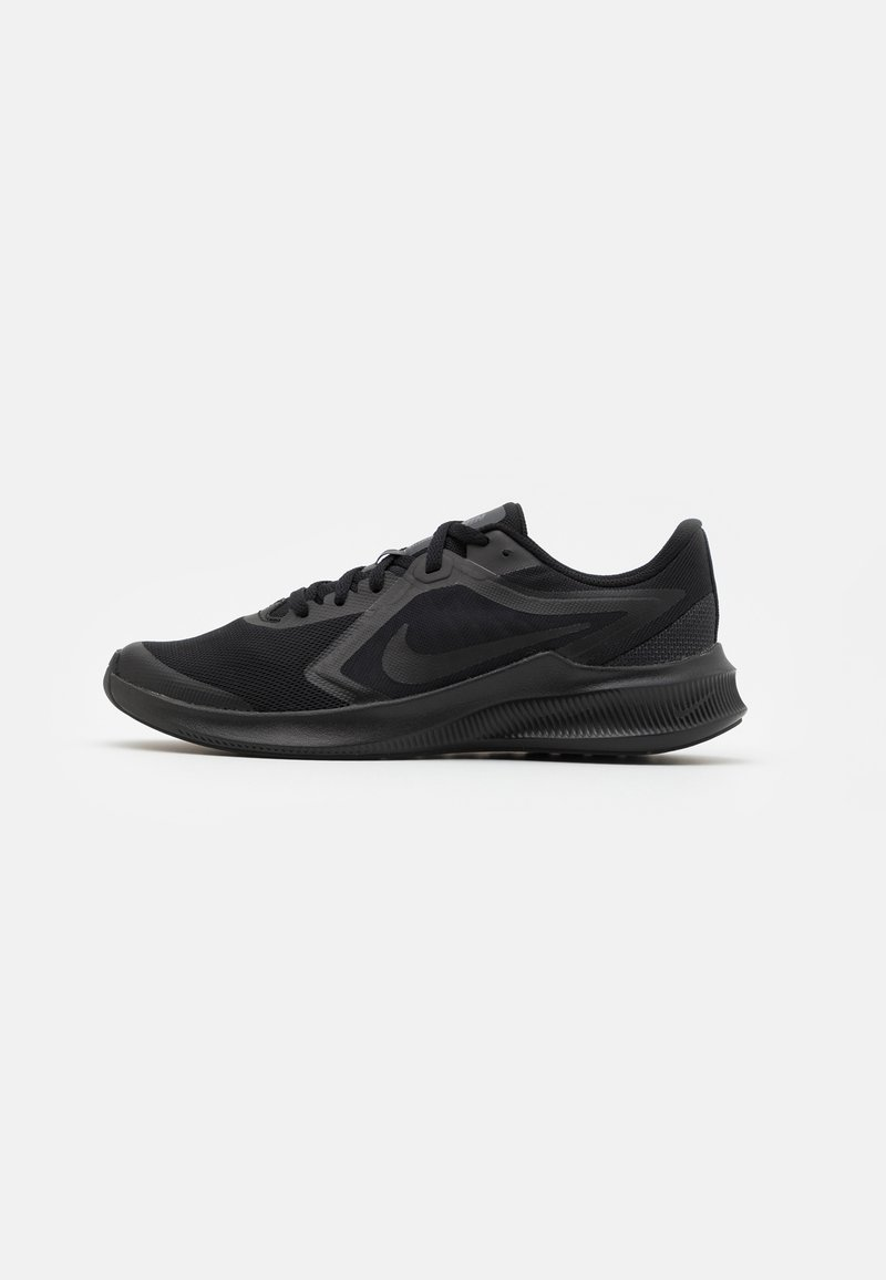 Nike Performance - DOWNSHIFTER - Neutral running shoes - black/anthracite