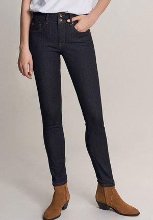 PUSH IN - Jeans Skinny Fit - dark-blue denim