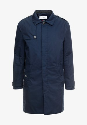 Trenchcoats - navy