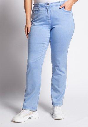 Straight leg jeans - meeresblau