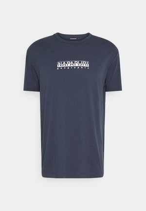 BOX UNISEX - T-shirt con stampa - blue nights