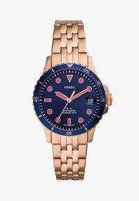 Fossil - Klokke - rose gold-coloured - 0