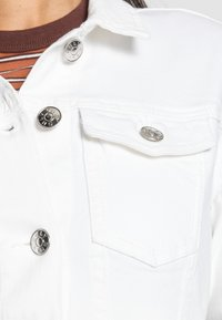 ONLY - ONLTIA JACKET - Giacca di jeans - white - 4