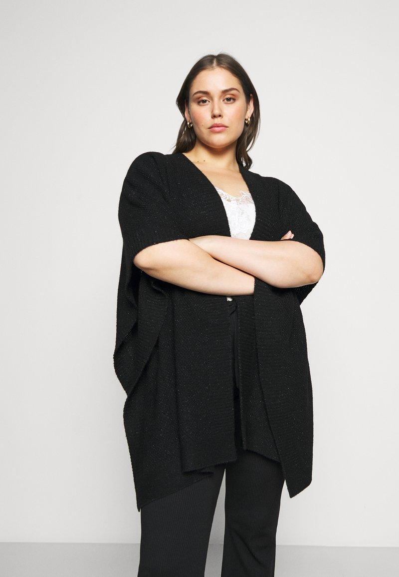 Persona by Marina Rinaldi - SARDEGNA - Cape - black
