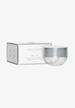 THE RITUAL OF NAMASTÉ HYDRATING OVERNIGHT CREAM - Night care - -