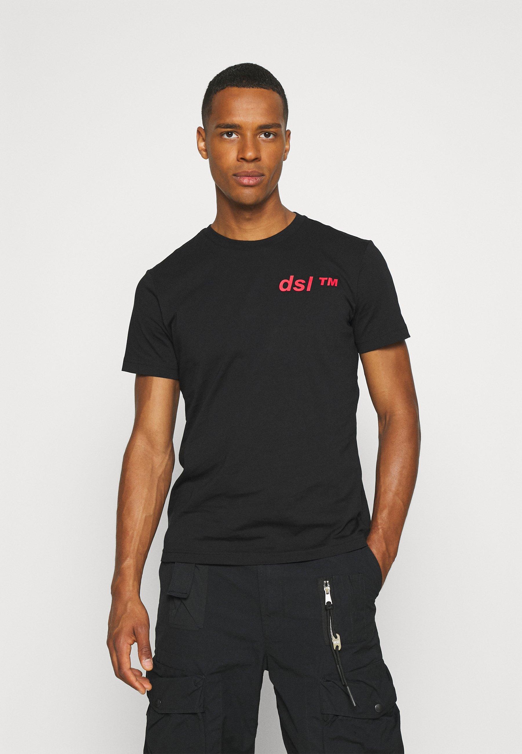 Men T-DIEGOS-B5 - Print T-shirt