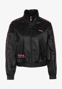 Puma - EVIDE JACKET - Waterproof jacket - black - 0